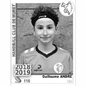 Guillaume ANDRE